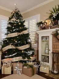 white and silver tree houzz