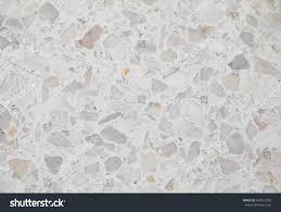 terrazzo floor old texture polished stone stock photo 460972300