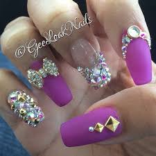 274 best nails images on pinterest coffin nails bling nails and