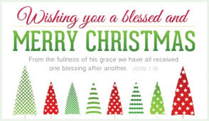 blessed and merry ecard free christmas cards online