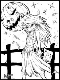 halloween coloring pages for boys and girls just colorings