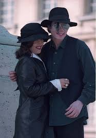 michael jackson wedding ring ends 10 year marriage