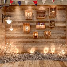 crate u0026 wall light display home decor pinterest crates
