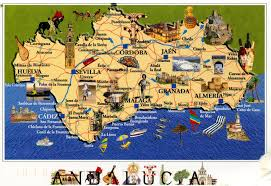 Map Of Seville Spain by Seville Have Bag Will Travel