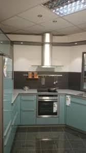 k che ausstellungsst ck moderne schüller küche aqua metallic grau ausstellungsstück in
