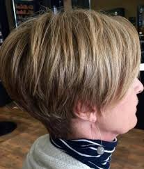 stacked shortbhair for over 50 sassy and stacked short hairstyles for women over 50 hair cut