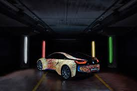 Bmw I8 Tuning - the bmw i8 futurism edition is the most incredible looking i8 yet