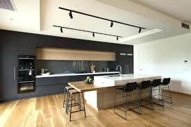 cuisine chene clair moderne caisson cuisine chene contemporaine avec parquet clair cuisine