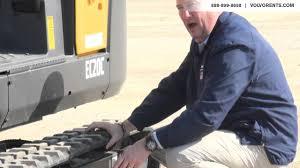 volvo ec20c compact excavator maintenance youtube