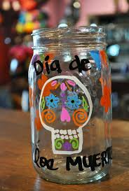 Halloween Jars Crafts 244 best dia de los muertos images on pinterest day of the dead