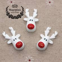 popular white reindeer decorations buy cheap white reindeer