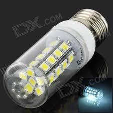 24v led light bulb sencart e27 6700k 160lm 30 smd 5050 led white light bulb white