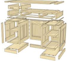 Build A Desk Plans by 35 Best