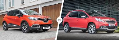 peugeot 2008 interior 2015 renault captur vs peugeot 2008 comparison carwow