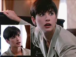 demi moore haircut in ghost the movie hairxstatic crops pixies gallery 2 of 9 hair pinterest