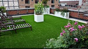 look at this nice yard filled with our artificial grass looks