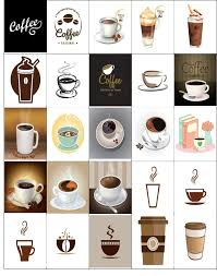 coffee planner stickers printable free printable coffee inspired planner sticker sheet planners
