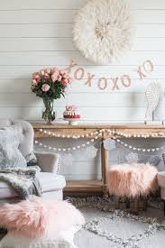 simple and easy valentines day party decor u2014 house of five
