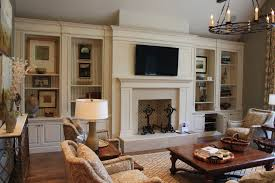 Family Room Built With Bookcases Living Room Traditional And - Family room bookcases