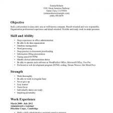 sample overview for resume medium size of resumeresume over one