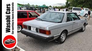 nissan datsun 1980 miracle survivor 1980 nissan bluebird sss turbo s 2 door hardtop
