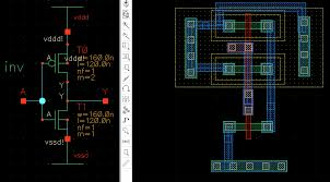 virtuoso layout design basics pin order of a pmos in layout cannot match with schematic custom