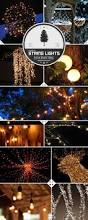 Outdoor Christmas Lights Ideas by Top 25 Best String Lights Outdoor Ideas On Pinterest Outdoor