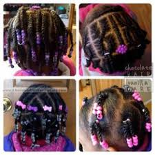 natural hair styles for 1 year olds natural hair protective style twists beads and puffs natural