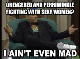 Sexy Women Memes - orengered and perriwinkle fighting with sexy women will smith