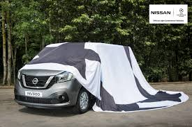 nissan ads 2016 nissan teases new nv300 mid sized van