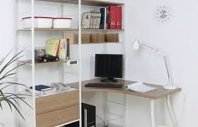 stylish desk and bookshelf combination select the right desk with