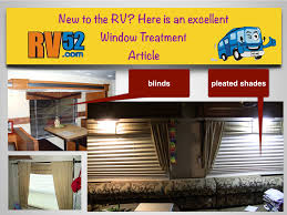 rv window treatment rv blinds shades and more