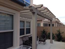 cambria community in stonegate receives new trellis awning cover