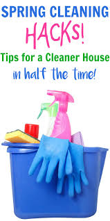 Springcleaning Spring Cleaning Hacks Tips For A Cleaner House In Half The Time