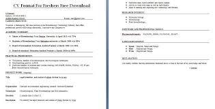 Online Free Resume Template Make A Job Resume Online Free Curriculum Vitae Resume Template