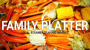 Capt Jacks Family Buffet Panama by The Family Platter At Local Steamer Seafood Market In Panama City