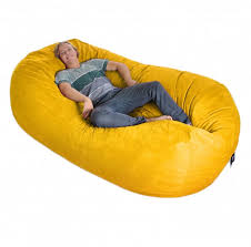 Big Bean Bag Chair Furniture Interesting Bean Bag Chairs For Adults For Your Family