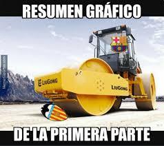 Bulldozer Meme - there are some brutal barcelona 7 valencia 0 memes photoshops