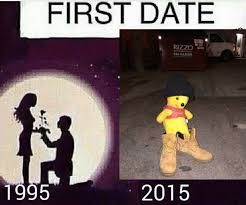 First Date Meme - first date goonbear know your meme