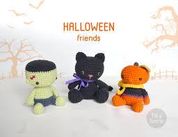 amigurumi witch pattern halloween friends amigurumi patterns tillysome patterns