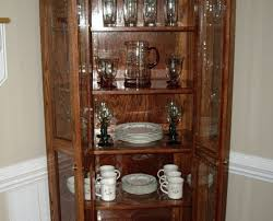 dining room curio cabinets top illustration of cabinet glass retainer clips lowes intrigue