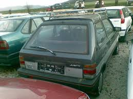 subaru roof spoiler difference in roofs original subaru justy forum