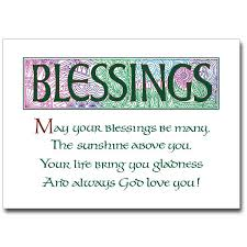 blessing cards blessings blessings card