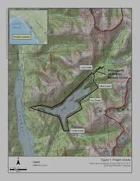 Map Of Ketchikan Alaska by Swan Lake Expansion Project Seapa