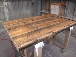 Douglas Fir Kitchen Cabinets Old Growth Doug Fir Floor Joists Reclaimed Wood Tables