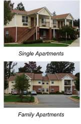 partnership village transitional housing greensboro urban