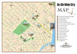 Notre Dame Campus Map Ho Chi Minh City Map Virtual Saigon