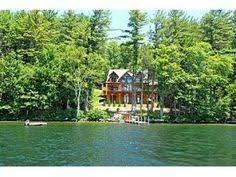 Lake Winnipesaukee Real Estate Blog by 49 Million Dollar Luxury Waterfront Home Lake Winnipesaukee