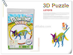 3d paper puzzle mixing paint color jigsaw puzzle games diy