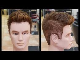men s haircut tutorial step by step thesalonguy youtube